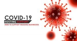 Covid Hosting Support For Wedding Businesses