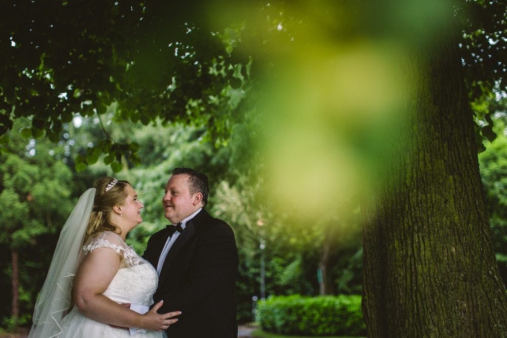 Mottram Hall Wedding Photography – Angela & Gavin