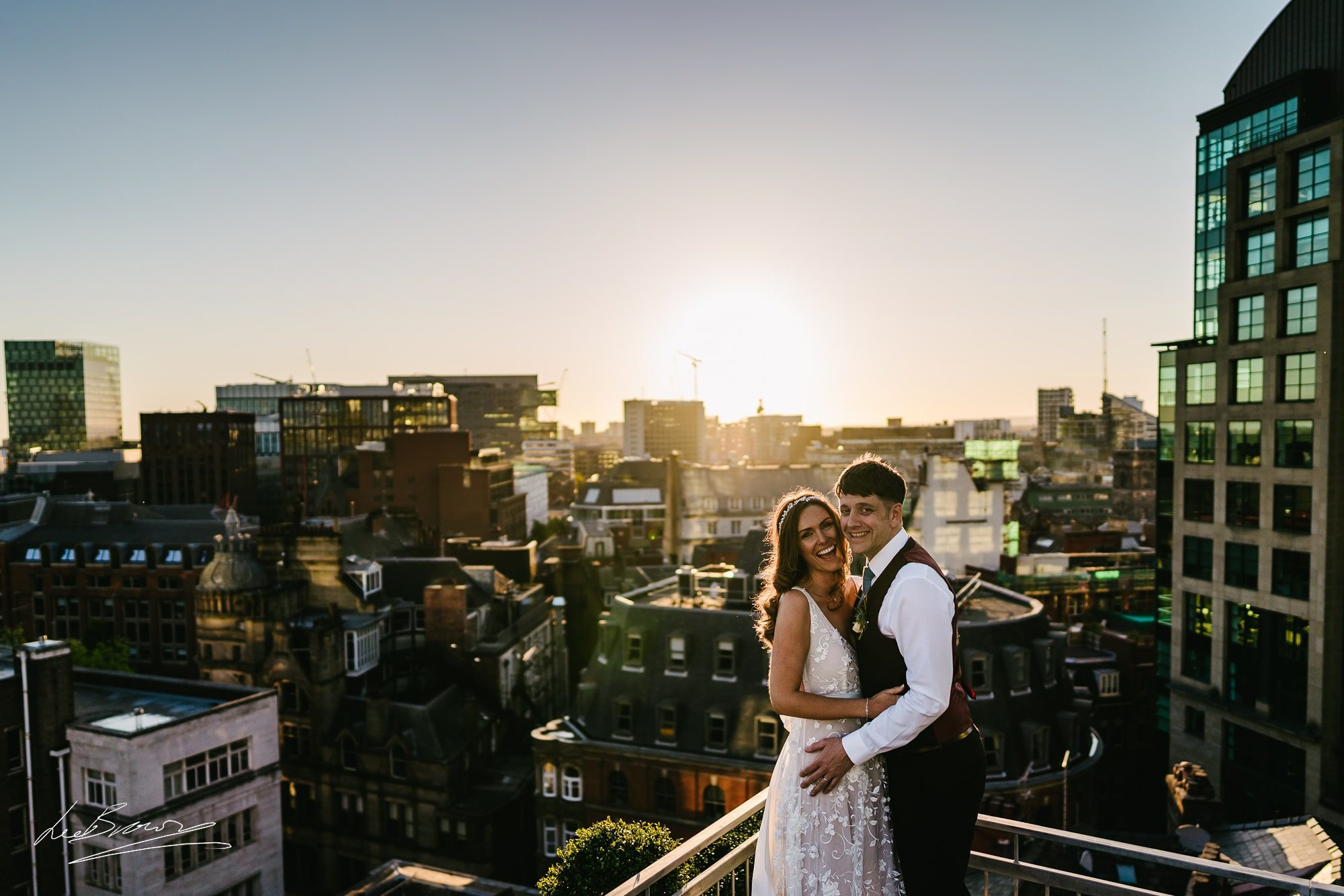 King Street Townhouse Wedding Photography – Natalie & Steven