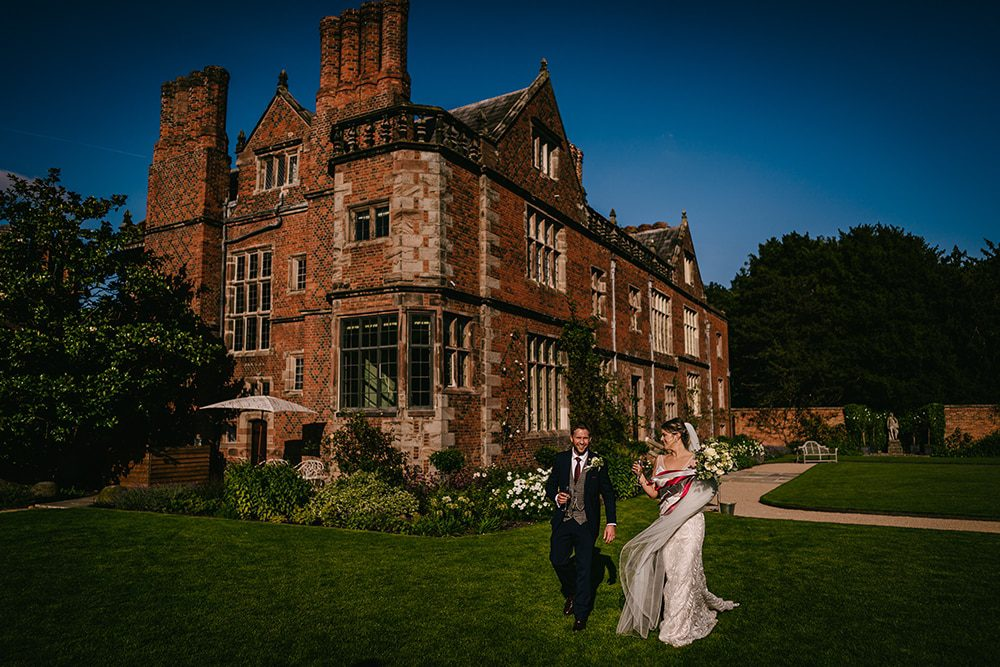 Dorfold Hall Wedding Photography – Linzi & Dean