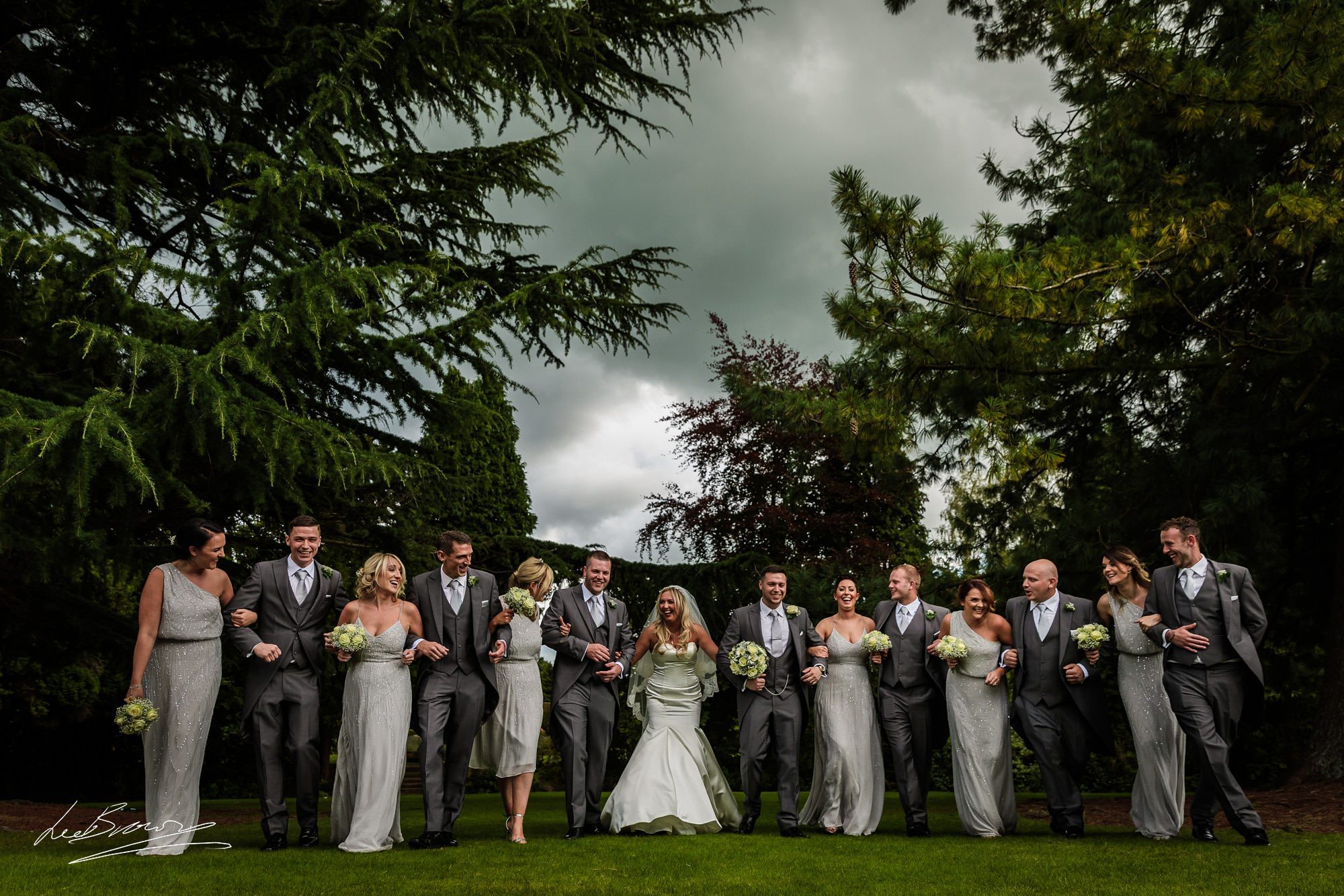 Mottram Hall Wedding Photography