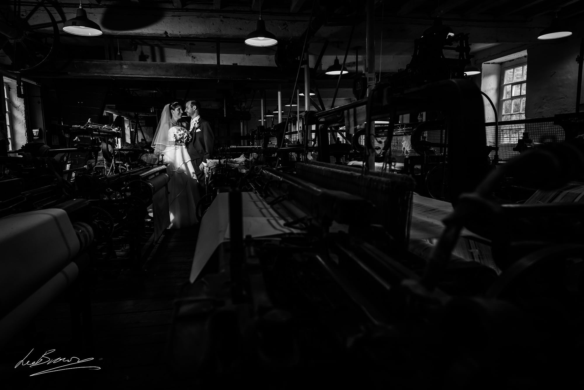Quarry Bank Mill Wedding Photography