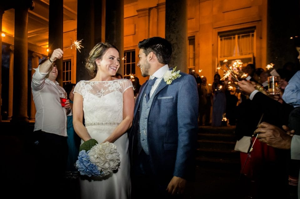 Pittville Pump Room Wedding Photography - Liz and Ash