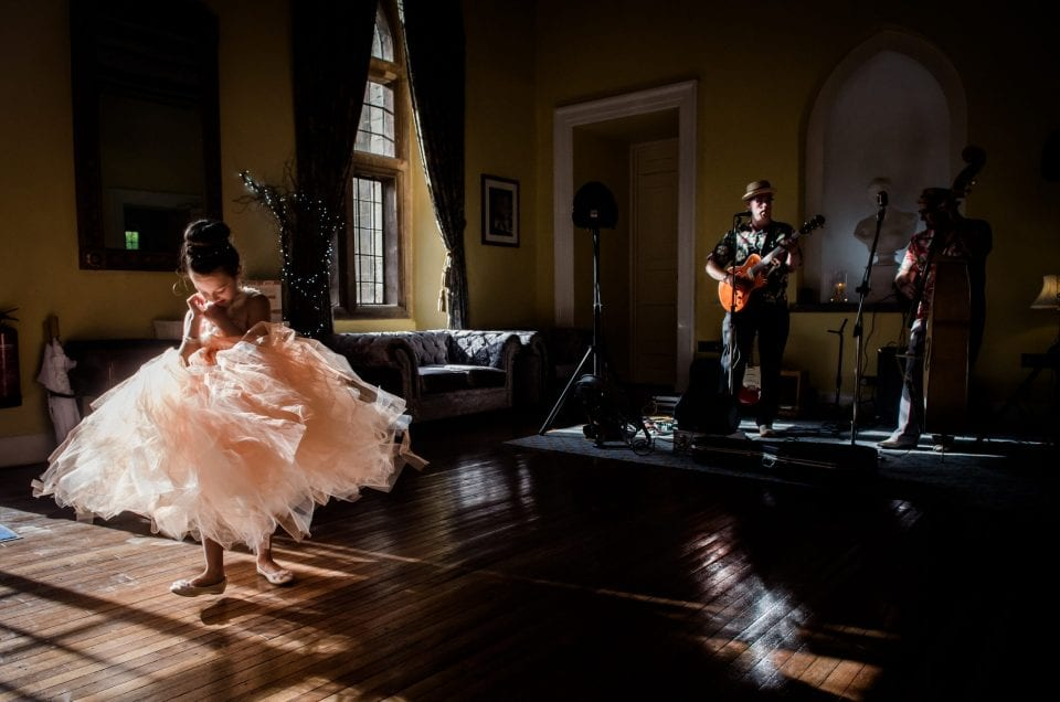 Wedding Photography at Clearwell Castle – Jess and Shaun