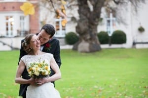 Buckinghamshire Wedding Photographer | Taplow House Hotel in Autumn