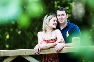 A Relaxed Engagement Photoshoot in Loudwater, Hertfordshire