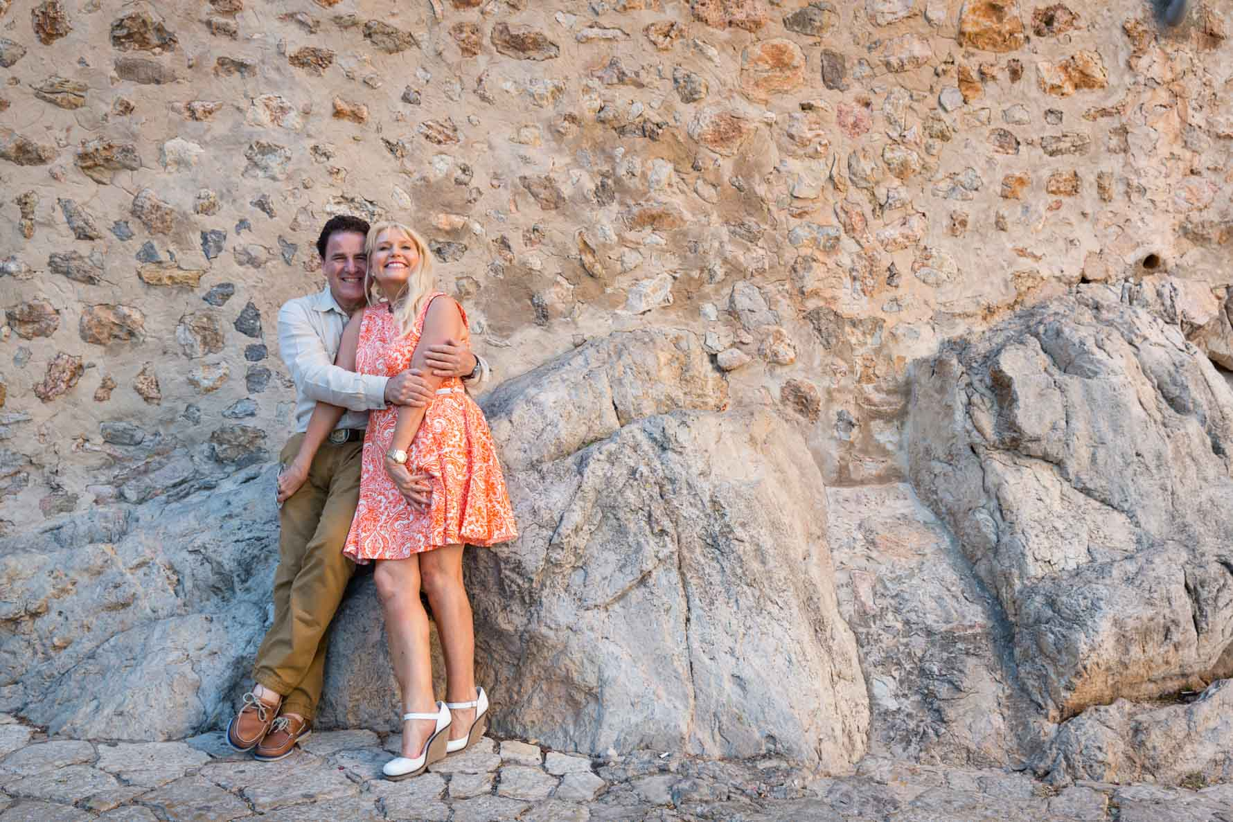 Pre-wedding photoshoot in Valldemossa