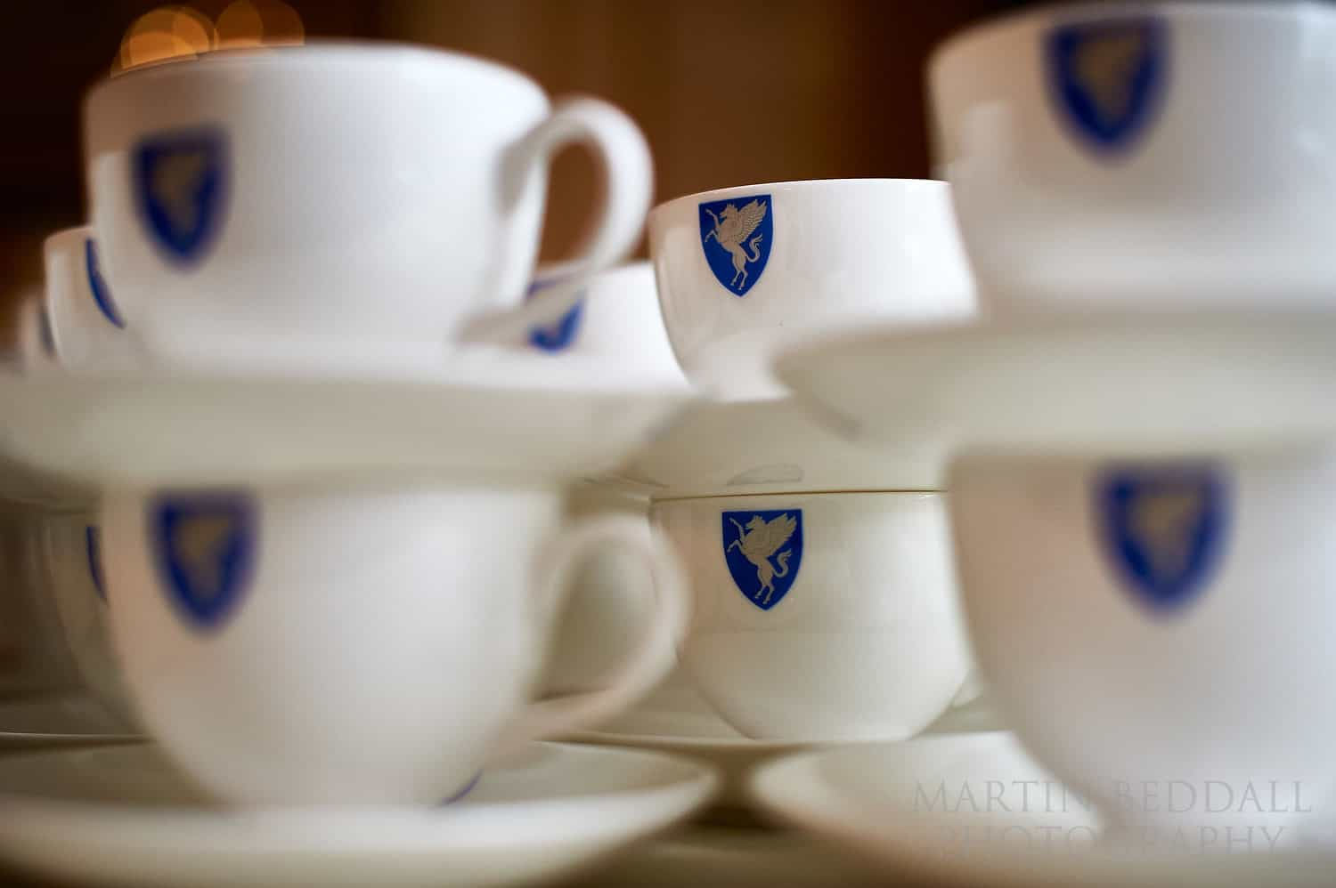 Cups at Inner Temple wedding
