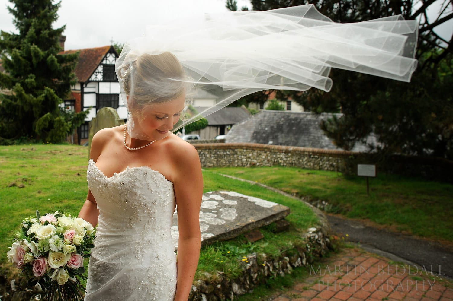 Ditchling wedding photography in 2012