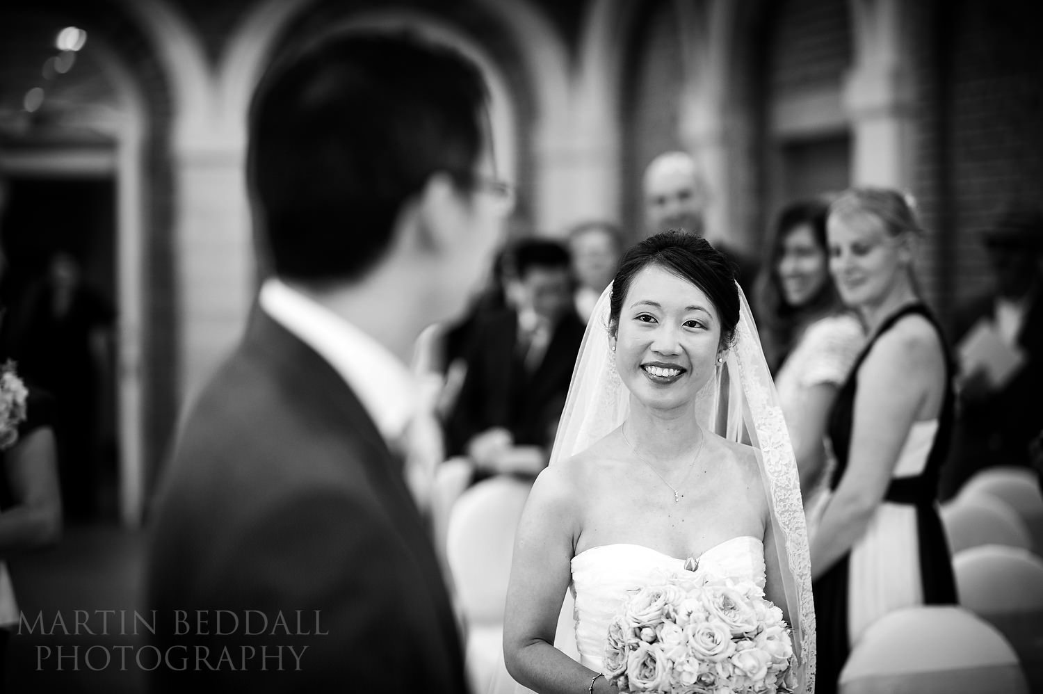Great Fosters bride