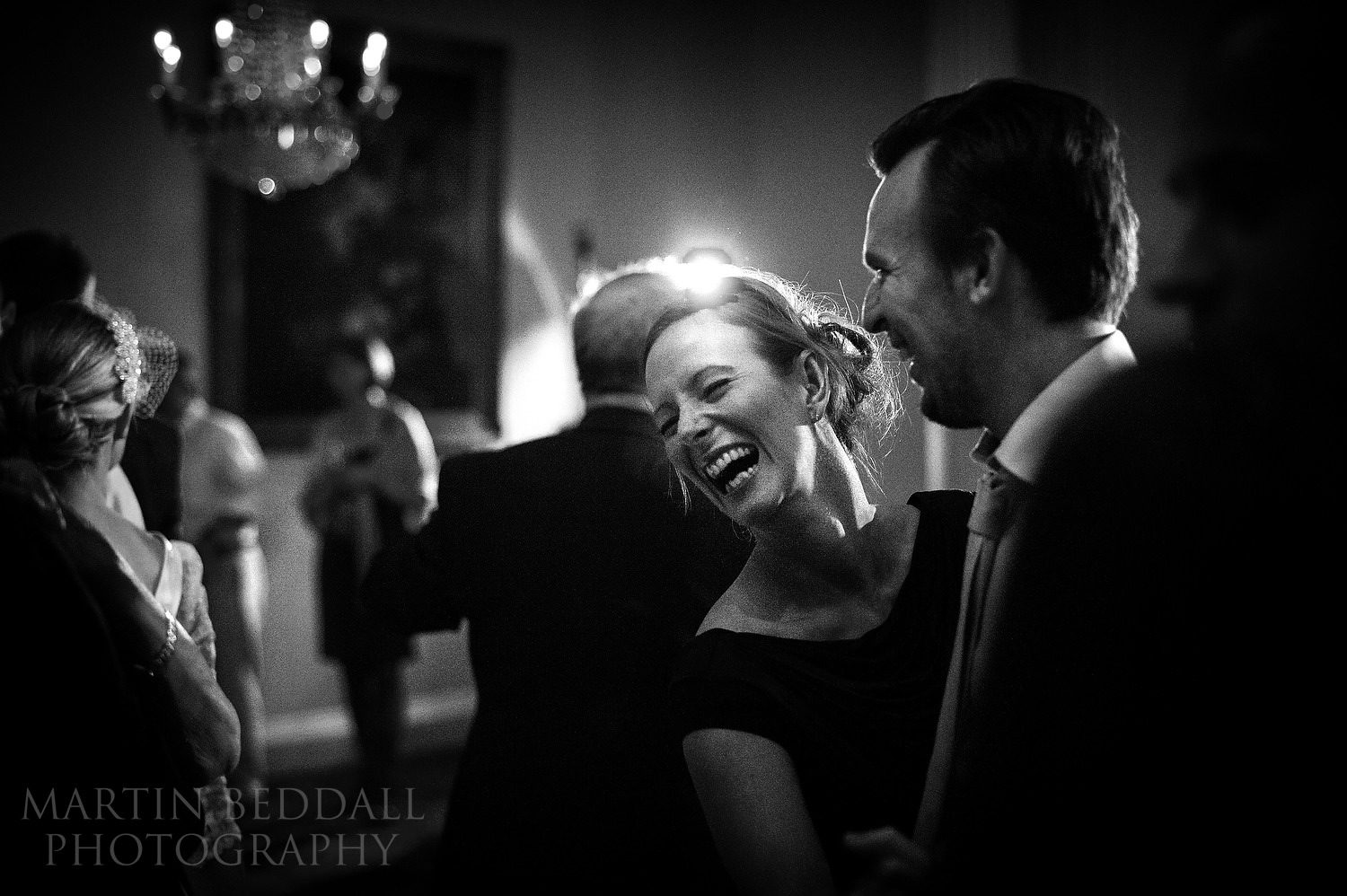 Buxted Park wedding dancing