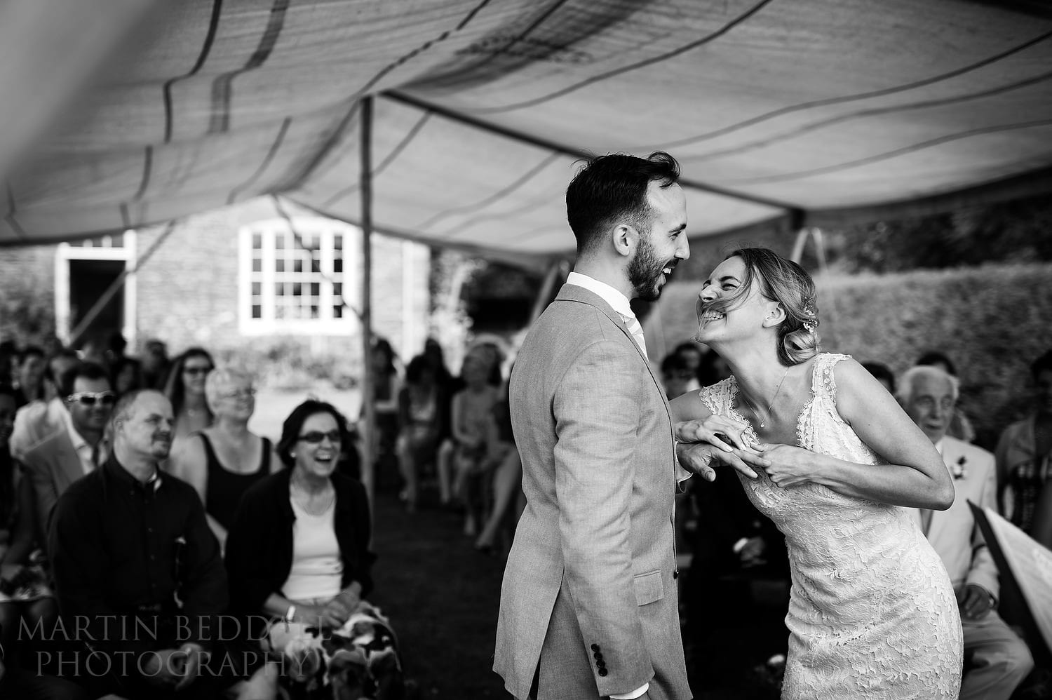 Wedding Photography in 2014 at Dewsall Court