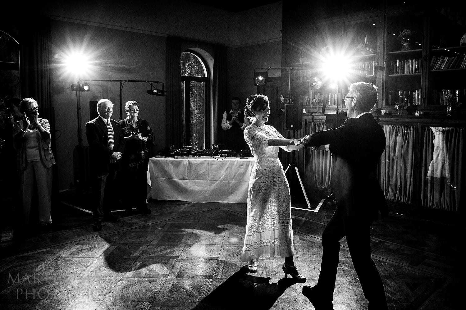 Wedding Photography in 2014 first dance