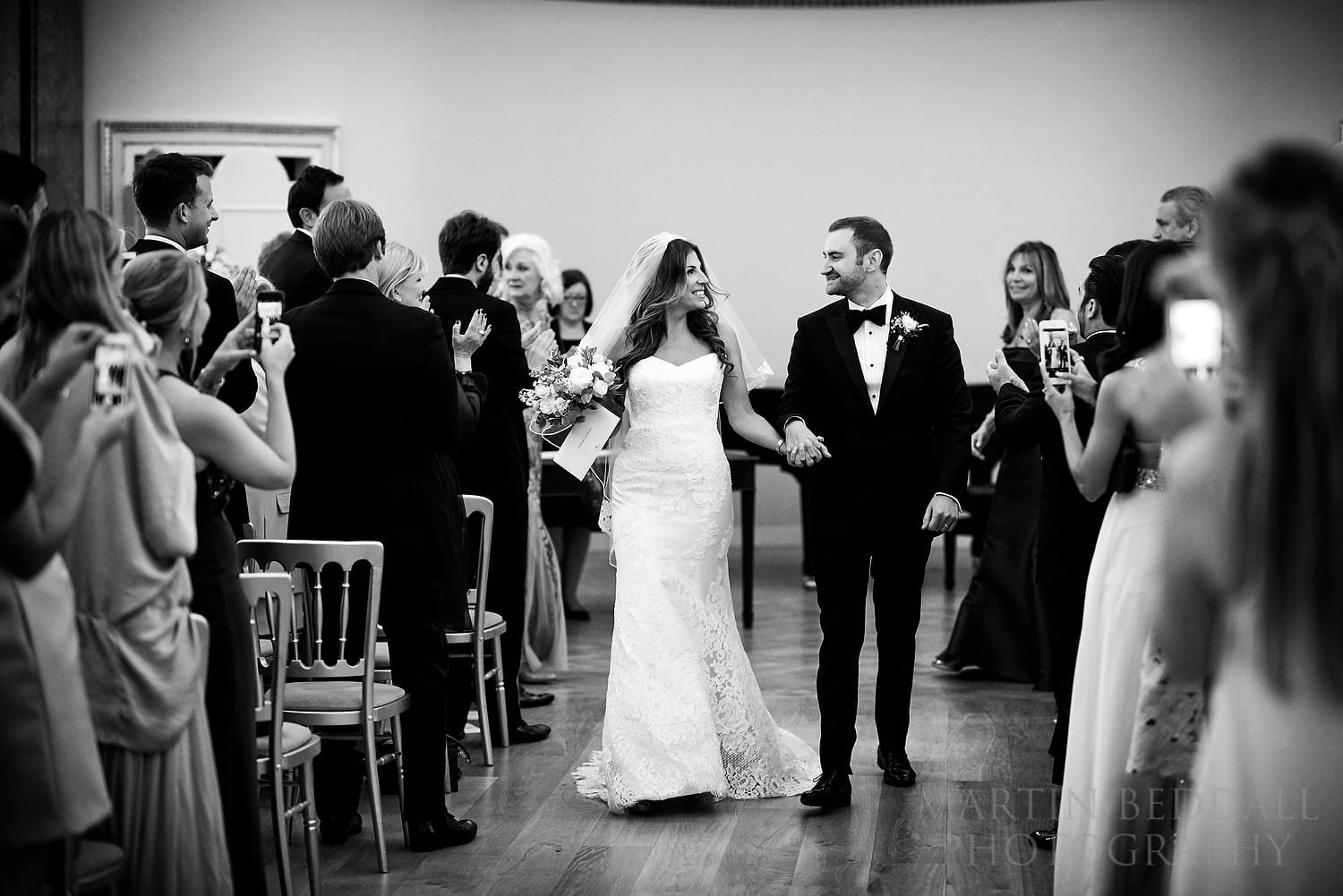 Lansdowne Club wedding