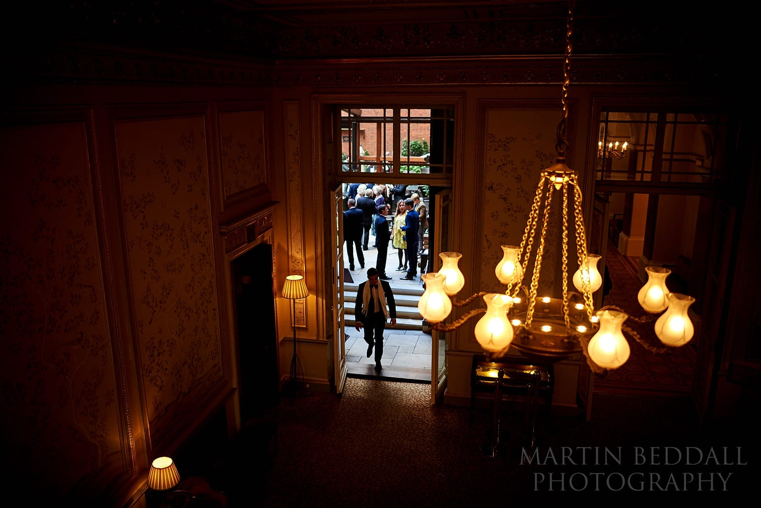 Lansdowne Club wedding in London