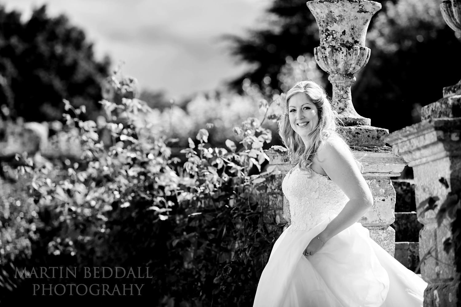 Bride at Hatch House