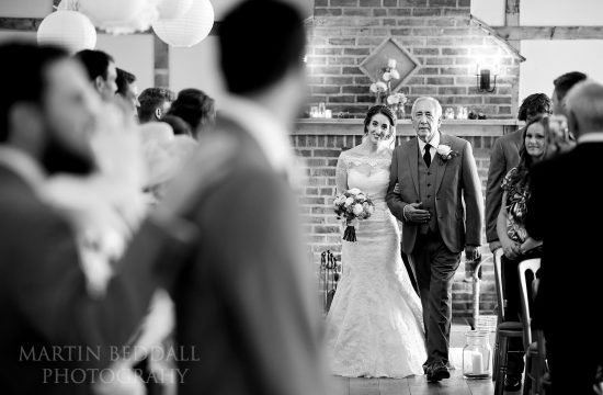 Burley Manor wedding