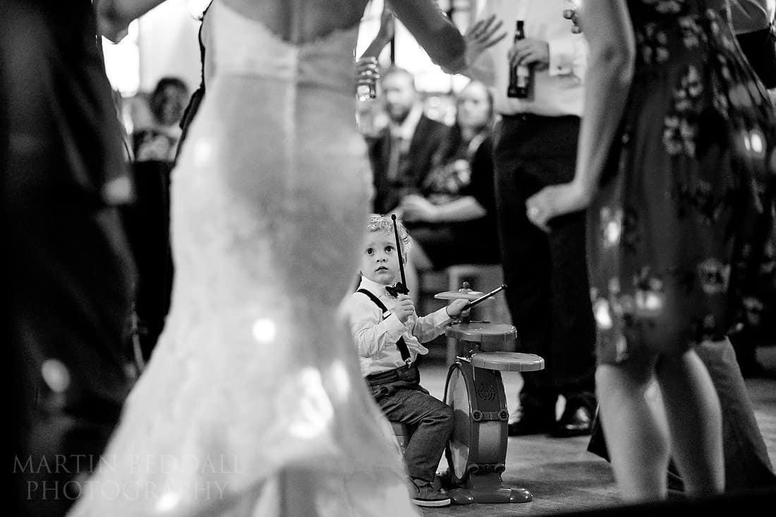 Documentary wedding photography with the Nikon 105mm f1.4 AFS