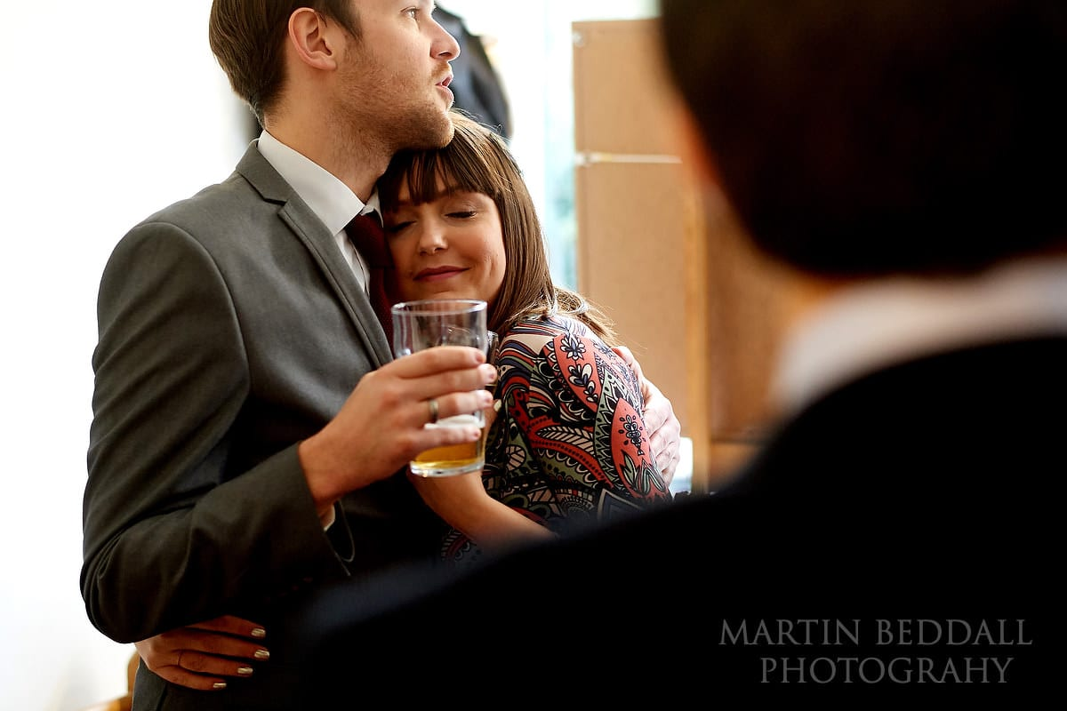 Wedding photography at The Anteros Arts Foundation in Norwich