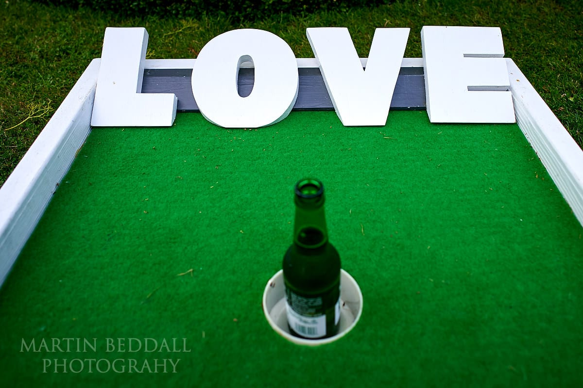 Love and beer