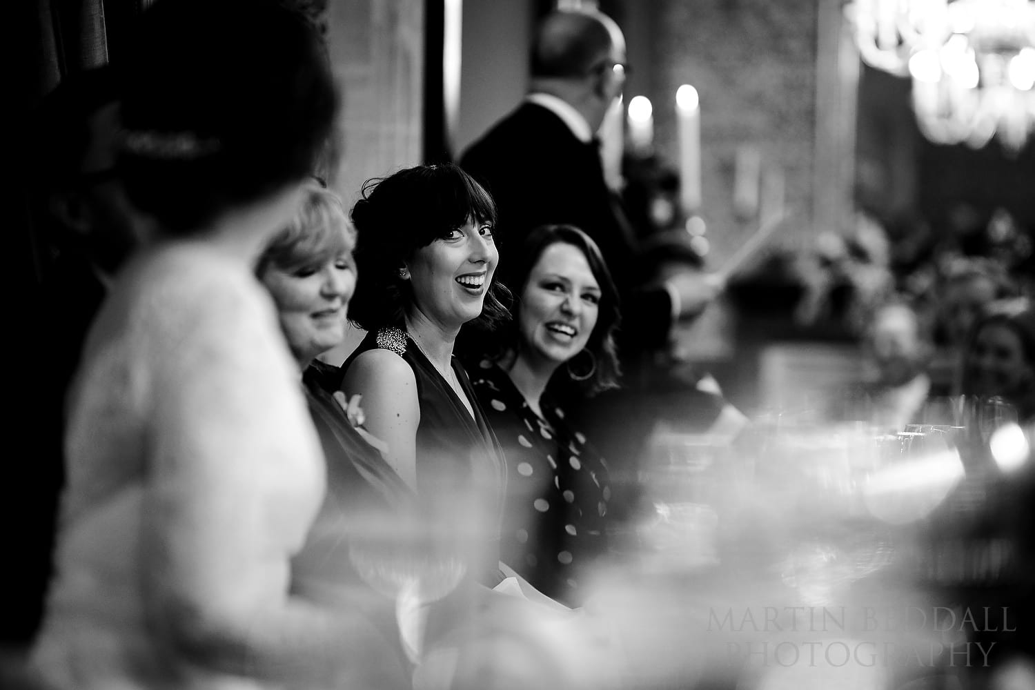 Wedding speeches on the Sigma 105mm f1.4 DG HSM Art Lens in low light