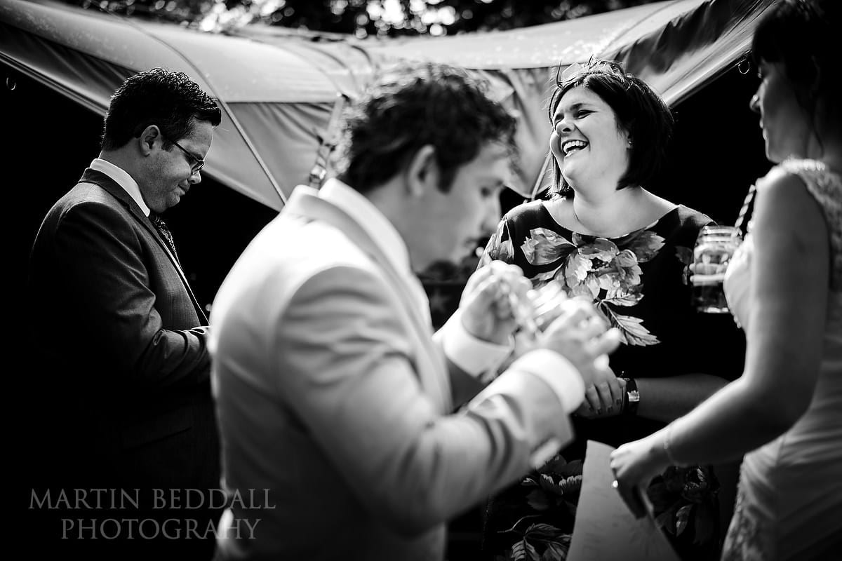 Five Oaks Events reportage wedding photography