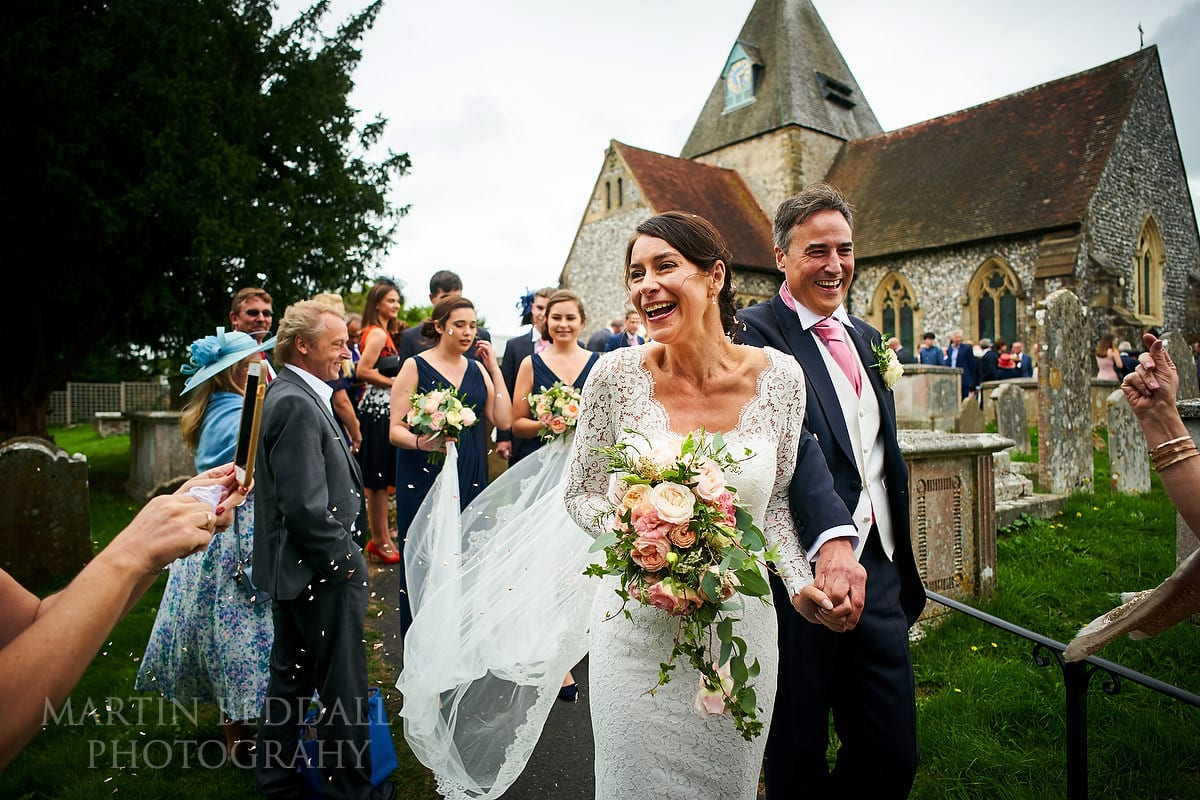 Wedding in Ditchling
