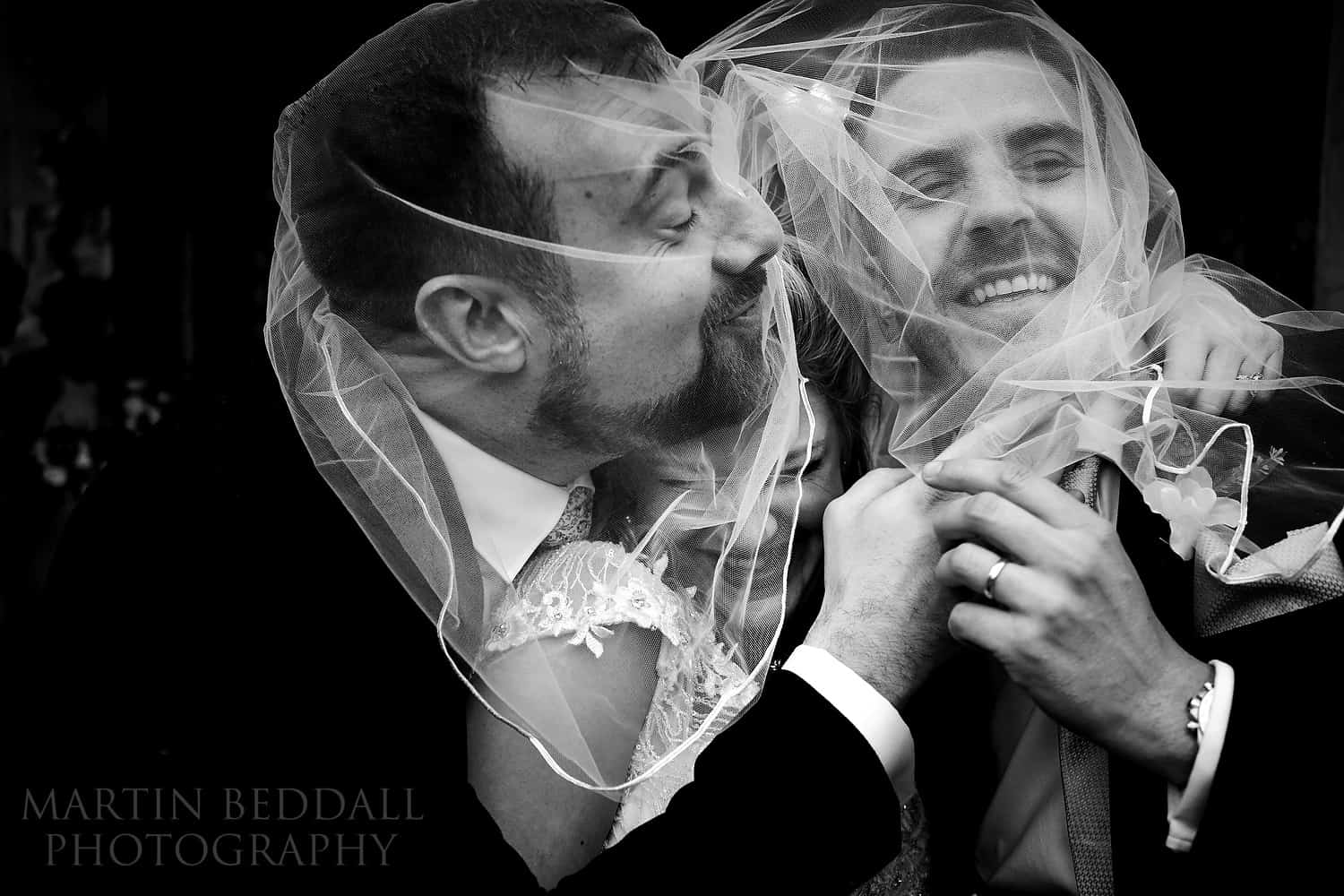 a kiss for the best man
