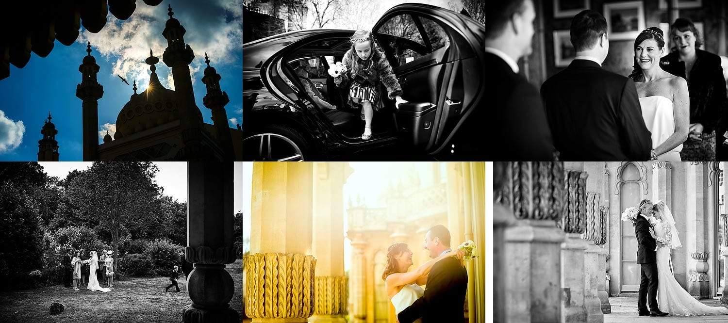 Brighton Pavilion weddings
