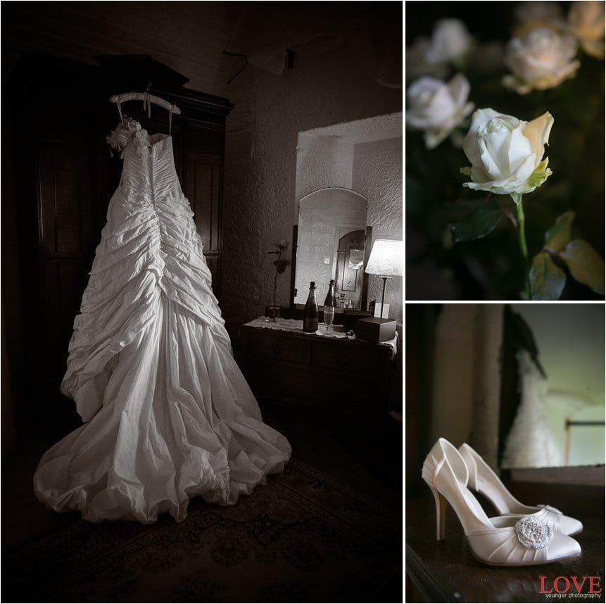 Polhawn Fort wedding photography.