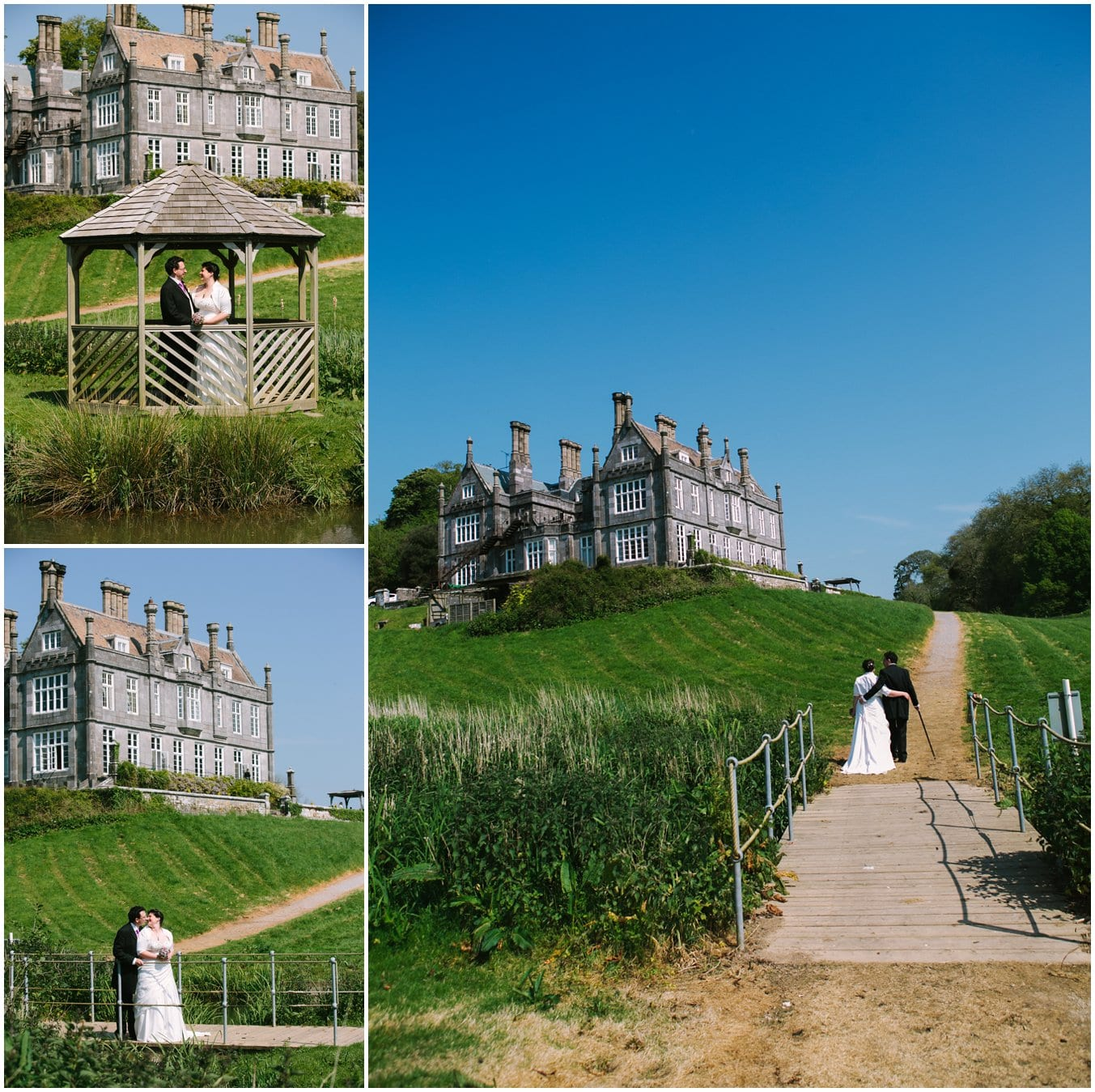 candid wedding photography at Kitley House