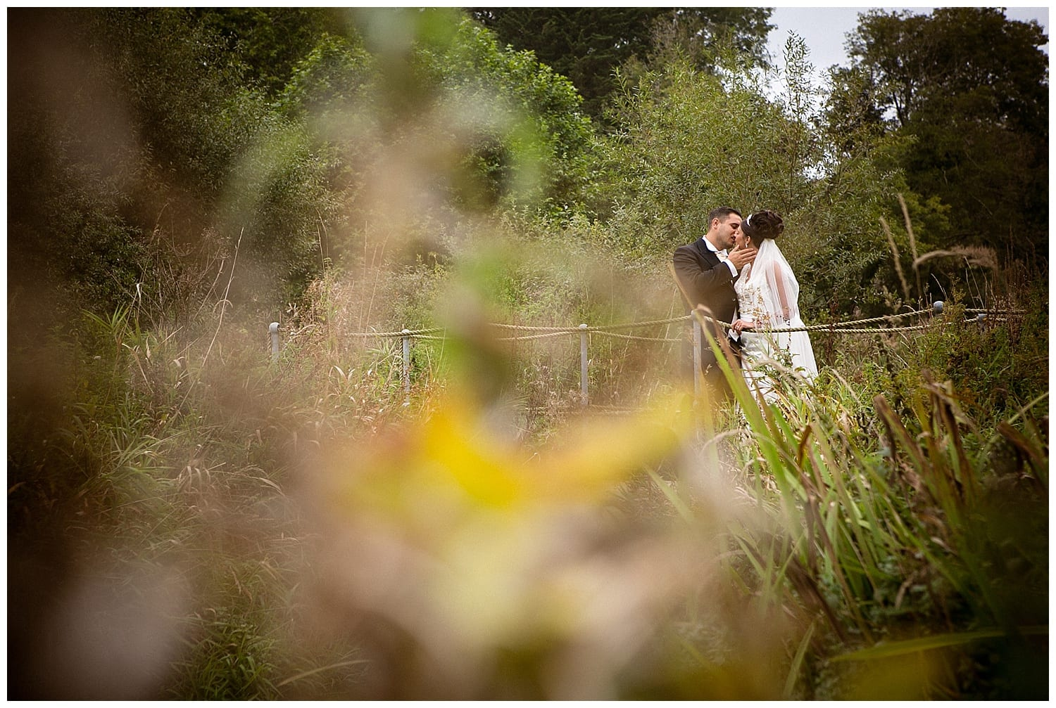 Kitley House weddings by Younger