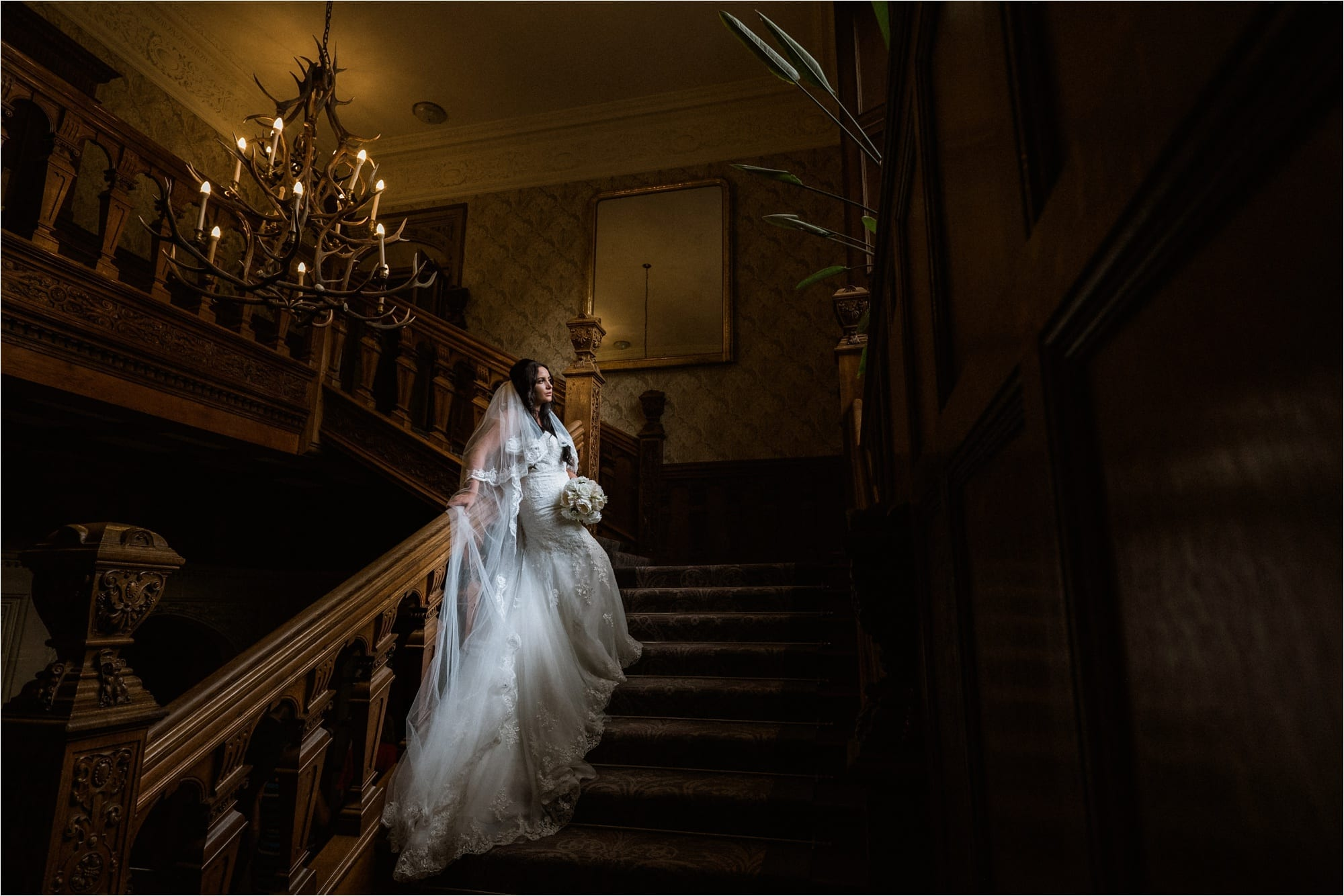 Wedding photography at bovey castle