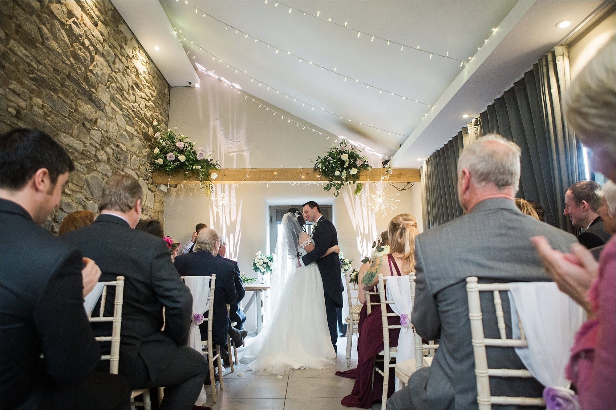 Younger photography photograph a beautiful wedding at Trevenna
