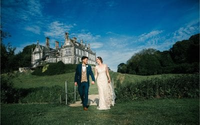 Lovely Outdoor Country wedding at Kitley