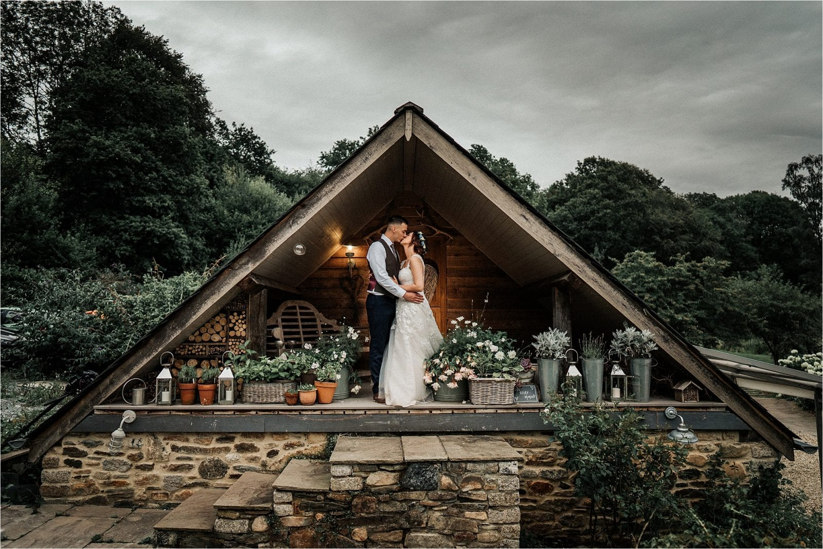 Ever After rustic wedding
