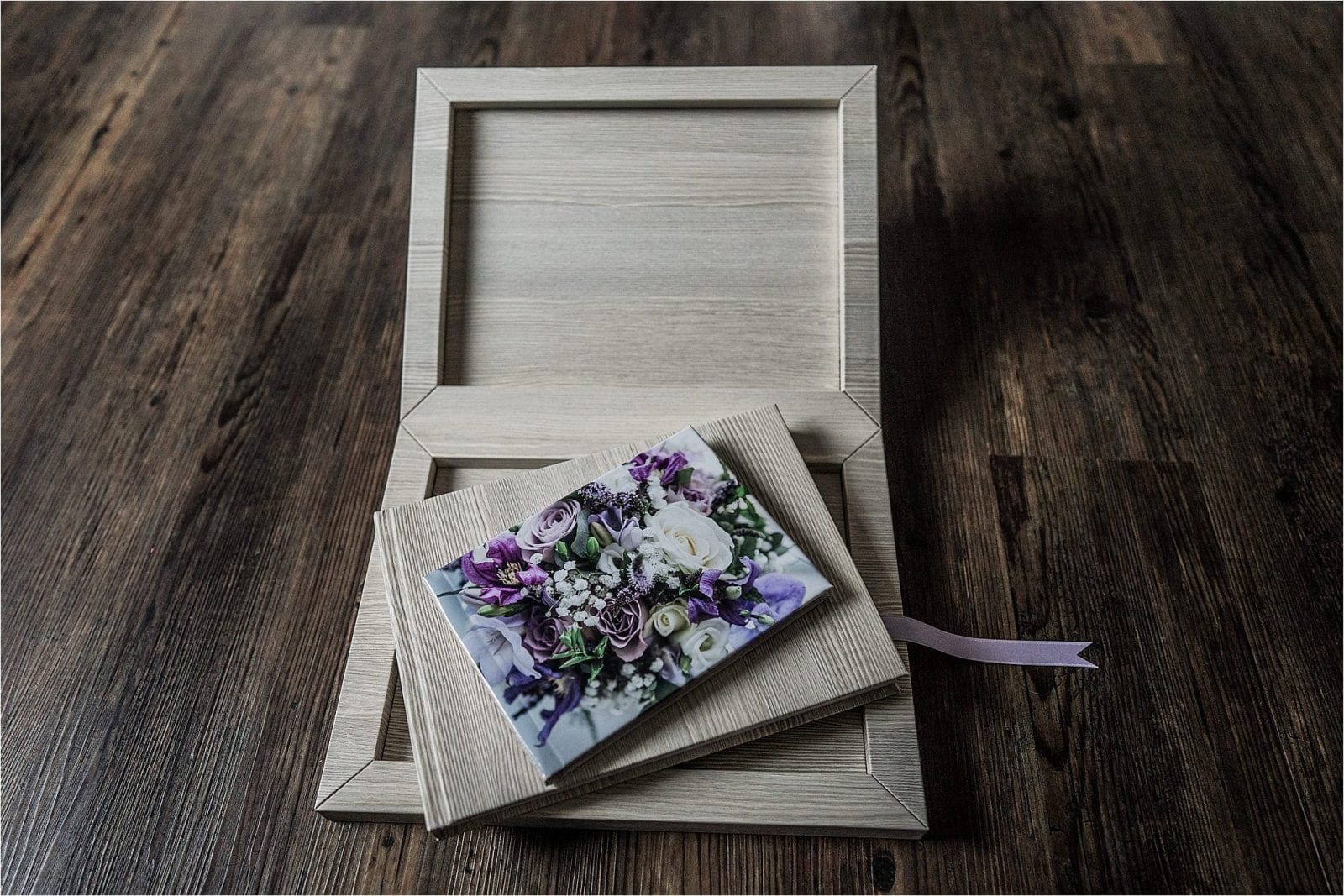 wedding albums by Younger photography