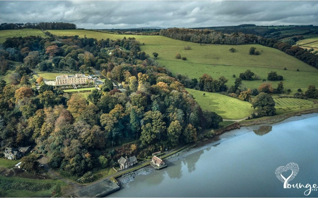 Pentillie Castle – Top Tips For Booking Your Perfect wedding Venue