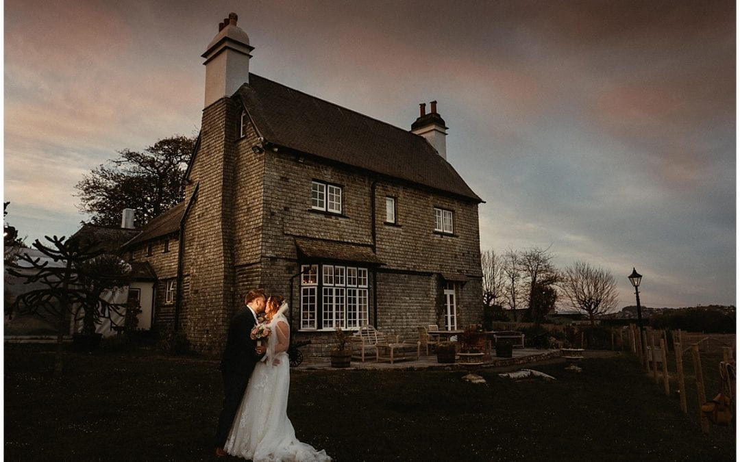 First Ever Wedding at St Anne's House Jennycliff