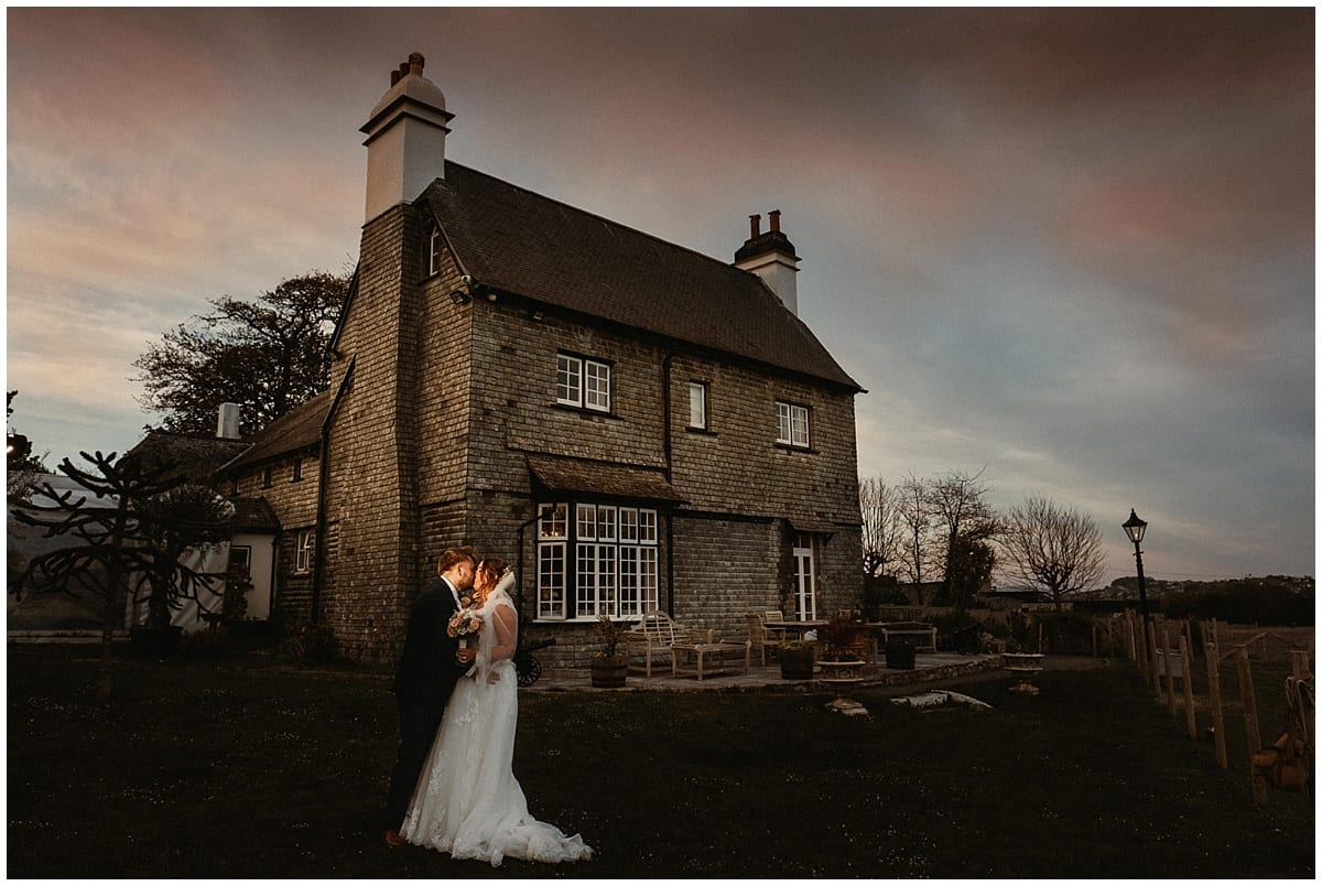 St Anne's House wedding Plymouth